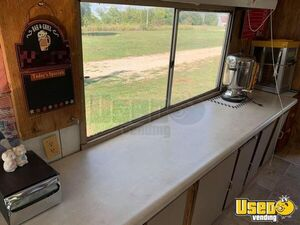 2007 Food Concession Trailer with an Extra Trailer and a Towable Smoker on a Trailer for Sale in Kansas!