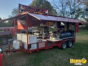 2016- 8' x 22' BBQ Concession Trailer for Sale in Maryland!!!