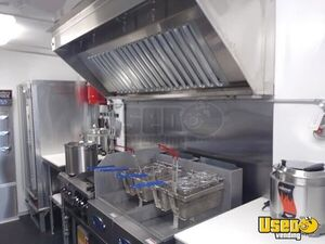 Barbecue Food Trailer Stainless Steel Wall Covers Florida for Sale
