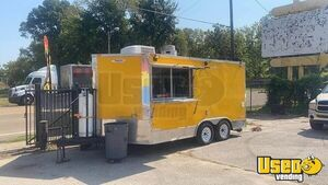 2011 Freedom 18' BBQ Concession Trailer / Mobile Kitchen w/ Smoker for Sale in Tennessee!!!