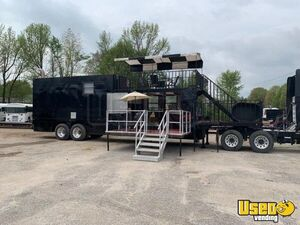 2017 53' 18-Wheeler Custom BBQ Cooking Rig with Patio + Living Quarters for Sale in Tennessee!