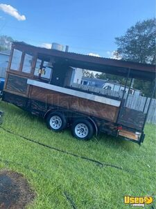 Ready to Grill 16' Open Barbecue Smoker Tailgating Trailer for Sale in Tennessee!