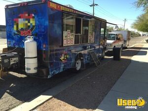 GMC P3500 Mobile Kitchen BBQ Truck for Sale in Arizona!!!