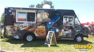 Grumman Utilimaster BBQ Truck Mobile Kitchen for Sale in Ontario!!!