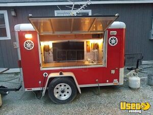 2009 - 5' x 9' Wells Cargo Mobile Pub / Beer Keg Tailgating Concession Trailer for Sale in New Hampshire!!