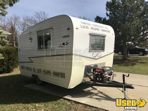Vintage 8' x 13' Concession Trailer Camper for Sale in Ohio!!!