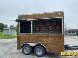 Turnkey Ready 2015 - 8' x 10' Freedom Old Fashion Soda Concession Trailer for Sale in Texas!
