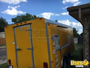 2014 8' x 16' Cargo Craft Coffee Concession Trailer for Sale in Texas!