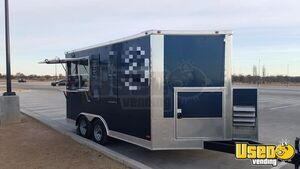 Turnkey Freedom 14' Mobile Coffee Shop Food Concession Trailer for Sale in Utah!
