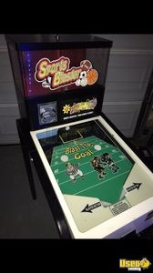 Sports Blaster Gumball Pinball Vending Machine for Sale in California!