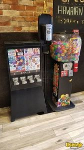 Candy / Capsule Rack Vending Machine 3 Florida for Sale
