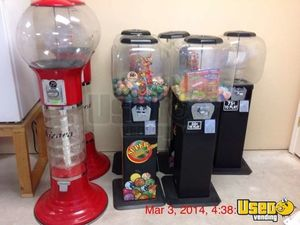 Bulk Vending Machines- Sportyball, Wizard Spiral, Super Bounce-a-Roo!!!