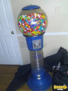 5' Spiral Gumball Vending Machine for Sale in Virginia!!!