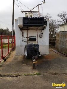 Carrier Concession Trailer Air Conditioning Texas Diesel Engine for Sale