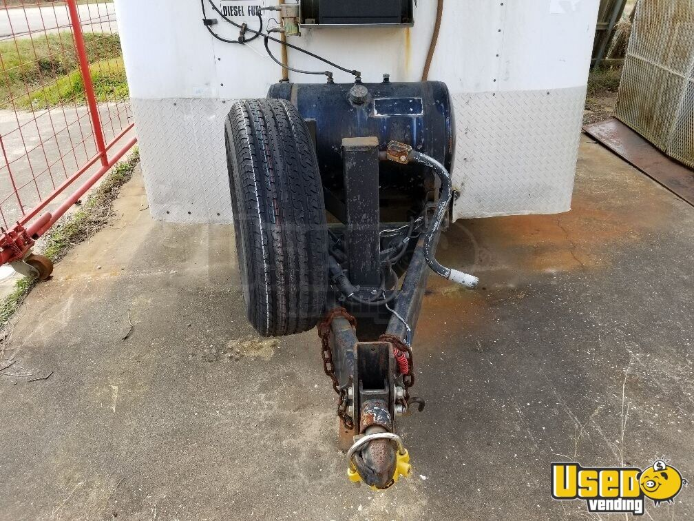 Carrier Concession Trailer Diesel Engine Texas Diesel Engine for Sale - 7