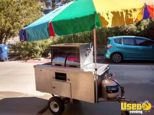 2.8' x 4.9' Hot Dog / Food Vending Cart for Sale in Arizona!!!