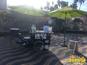 Lightweight Coffee Bike Cart in Great Condition for Sale in California, Trendy!