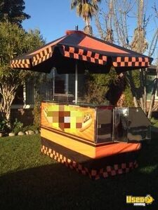 Hot Dog / Food Vending Cart for Sale in California!!!