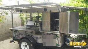 6' x 10' Stainless Hot Dog / Food Vending Cart for Sale in California!!!