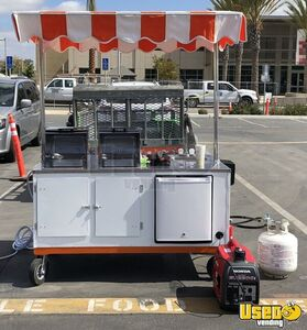 2' x 5' Hot Dog / Food Vending Cart for Sale in California!!!