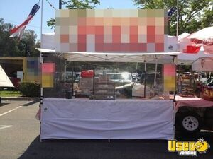 2010 - 3' x 6' Pizza vending Cart for Sale in California!!!