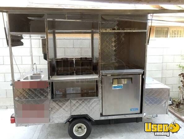 Hot Dog Cart Water Heater