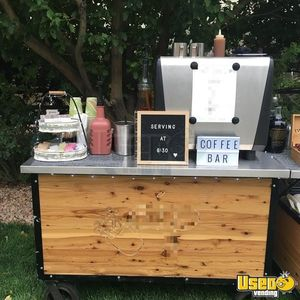 2017 - 2.5' x 5.8' Coffee Vending Cart for Sale in Colorado!!!