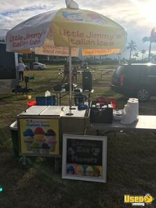 2016 Italian Ice Vending Push Cart for Sale in Florida!!!