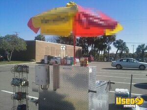 2014 - 38'' x 60'' Food / Hotdog Vending Cart for Sale in Florida!!!
