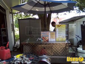7' Used Hot dog / Food Vending Cart for Sale in Illinois!!!