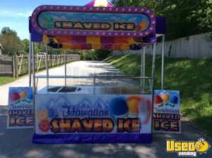 7' Shaved Ice Vending Cart for Sale in Massachusetts!!!