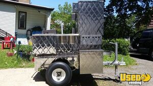 Custom Classic Style Hot Dog / Food Vending Cart for Sale in New Jersey!!!