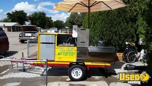 Self-contained 2010 5' x 8' Bens Hot Dog Vending Cart in Excellent Condition for Sale in New Mexico!