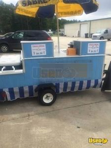 Custom Built Hot Dog Street Food Vending Trailer for Sale in North Carolina!!!
