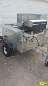 Gorgeous Lightly Used 2008 - 3' x 6' Street Food Vending Cart/Mobile Food Unit for Sale in Oklahoma!