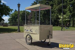 2017 European Style Street Vending Push Cart for Sale in Oregon!