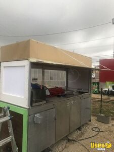 4' x 7' Food Vending Cart for Sale in Texas!!!