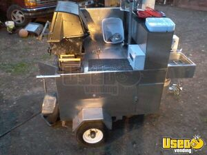 3.5' x 3.8' Food Vending Cart for Sale in Washington!!!
