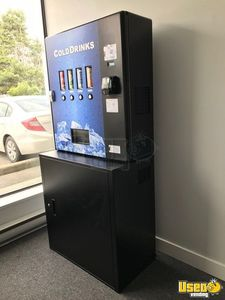 Able Cashless Wall-Mount Soda Vending Machines for Sale in British Columbia!