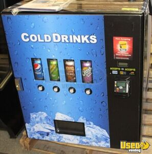 2016 Able Cashless Cooler Wall Mount Soda Vending Machines for Sale in Winnipeg!