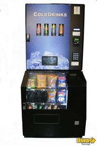 2017 Seaga Cashless Cooler Snack & Soda Vending Machines for Sale in Ontario!