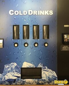 2015 Cashless Cooler Wall Mount Compact Soda Vending Machines for Sale in Ontario!