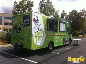 Freightliner Mobile Kitchen Food Truck for Sale in California!!!