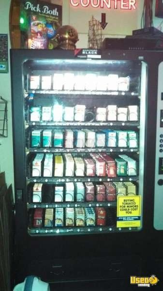 (1) - 2008 Wittern HR60 Electronic Cigarette Vending Machine!!!