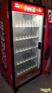 Coca Cola Dixie Narco Soda Machine 2 Florida for Sale