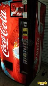 Coca Cola Dixie Narco Soda Machine 4 Florida for Sale