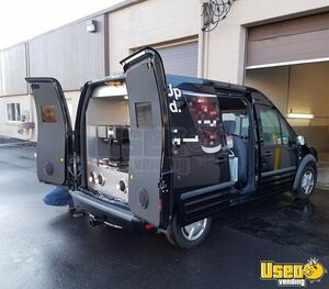 Ready for Action 2010 Ford Sprinter Coffee Truck / Used Mobile Cafe for Sale in Michigan!