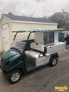 Ready to Roll 2014 Coffee and Beverage Vehicle / Used Mobile Beverage Cart for Sale in New Jersey!