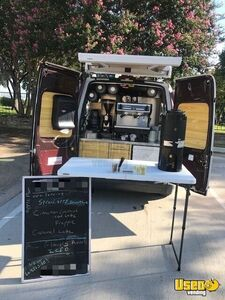 Used 2012 Ford Transit Van Coffee Truck / Mobile Cafe in Great Working Condition for Sale in Texas!