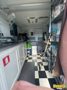 Coffee Concession Trailer Beverage - Coffee Trailer Concession Window Florida for Sale